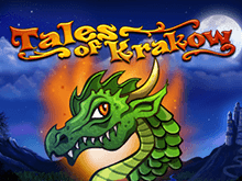Онлайн автомат Tales Of Krakow в казино Вулкан