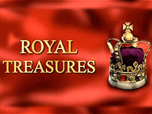 Играй с сайта Вулкан в Royal Treasures