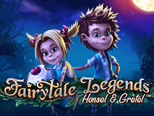 Fairytale Legends: Hansel And Grete
